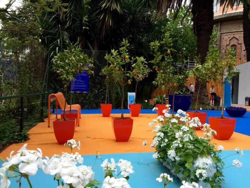 Casa FOA 2014: El Color de los Sueños - Marta Carena, Florencia Calvella y Verónica Lorenzo